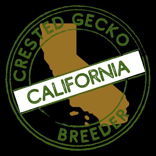 crested gecko breeders in california